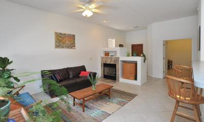 Tucson Single Family Home Active Contingent: 4173 W Lum Wash Court