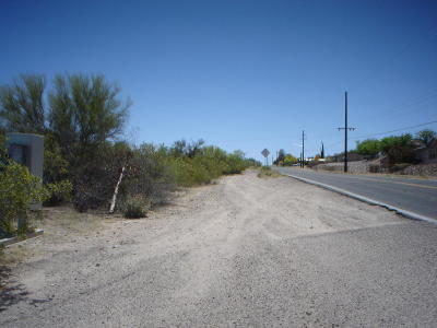 Residential Lots & Land For Sale: 3685 S Camino Seco #D