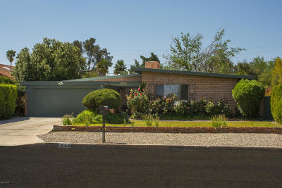 Tucson Single Family Home For Sale: 5826 E 3rd Street