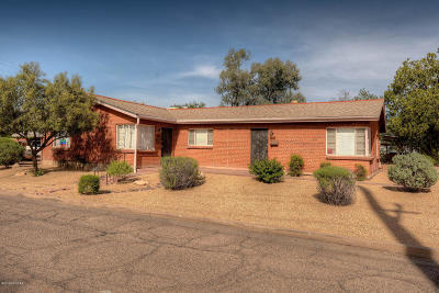 Tucson Residential Income For Sale: 1801-1803 E Lester Street