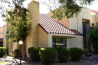Tucson Condo For Sale: 1200 E River Road #G79