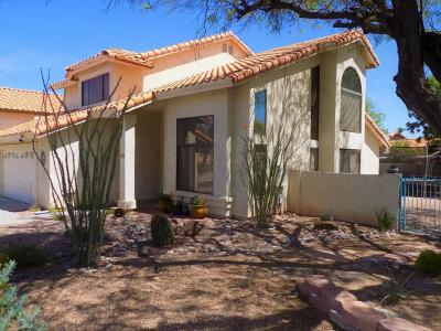 Pima County Single Family Home For Sale: 1148 W Lone Star Mine Place