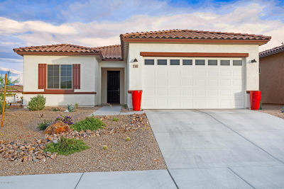 Pima County Single Family Home For Sale: 748 N Henrietta Scope Trail