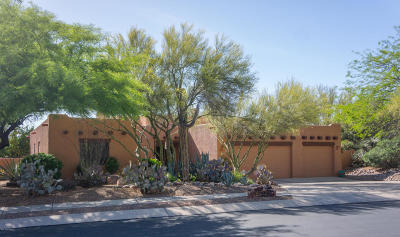 Oro Valley Single Family Home For Sale: 1994 W Misterbee Drive