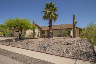 Tucson AZ Single Family Home For Sale: $209,000