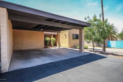 Tucson AZ Townhouse For Sale: $150,000