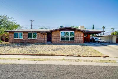 Single Family Home For Sale: 6917 E Oberlin Drive
