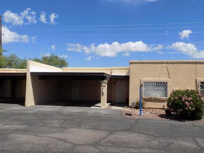 Tucson Townhouse For Sale: 1185 N Sonoita Avenue