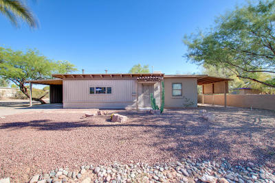 Tucson Single Family Home For Sale: 1546 E Copper Street
