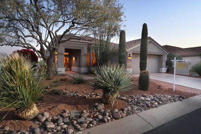 Marana AZ Single Family Home For Sale: $379,950