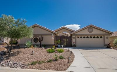 Saddlebrooke Single Family Home For Sale: 37657 S Canyon Side Drive