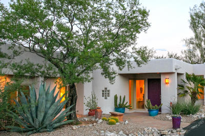 Tucson Single Family Home For Sale: 3640 N Lynford Place