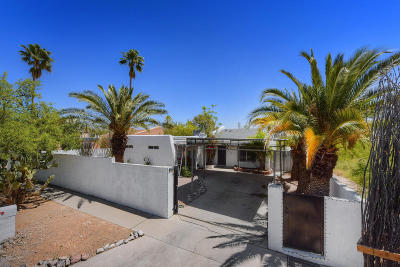Tucson Single Family Home For Sale: 1615 S Shannon Road