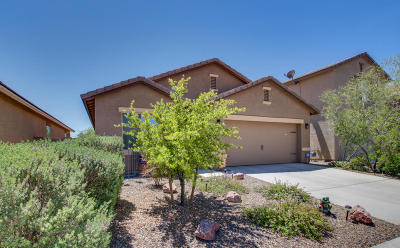 Tucson Single Family Home For Sale: 7711 W Tight Line Drive