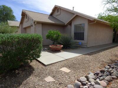 Tucson Single Family Home For Sale: 1531 N Amberbrooke Avenue