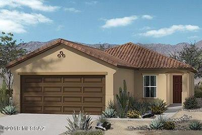 Tucson Single Family Home For Sale: 9482 Desert Fauna Loop