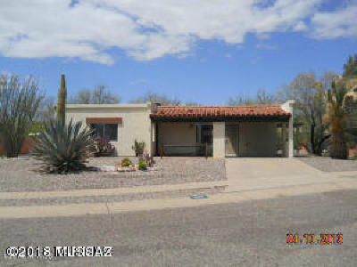 Green Valley  Single Family Home For Sale: 1820 S San Vincent Drive
