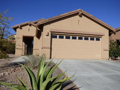 Green Valley Single Family Home For Sale: 547 N Eakins Trail
