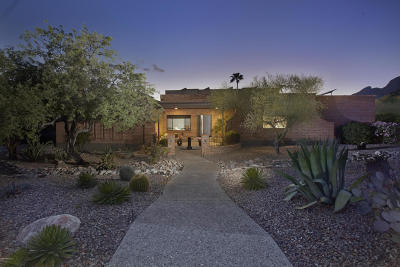 Tucson Single Family Home For Sale: 5417 E Gleneagles Drive