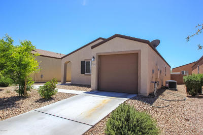 Tucson Single Family Home For Sale: 7006 S Red Maids Drive