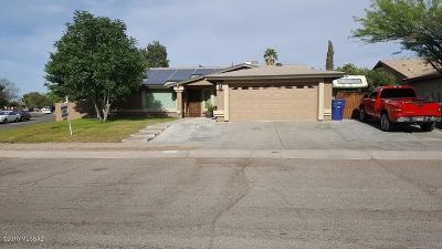 Single Family Home For Sale: 6071 S Oyama Drive