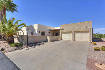 Townhouse Active Contingent: 2760 S Calle Morena