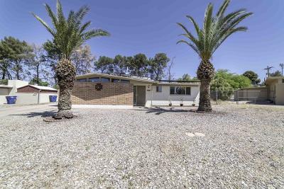 Single Family Home For Sale: 6809 E Hayne Street