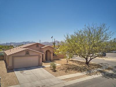 Tucson Single Family Home For Sale: 5581 W Red Rock Ridge Street