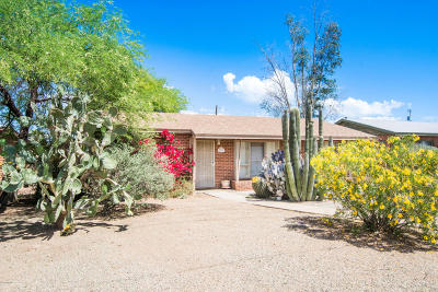 Tucson AZ Single Family Home For Sale: $114,999