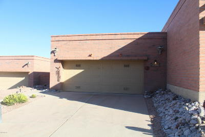 Tucson Townhouse For Sale: 8774 N Coral Ridge Loop