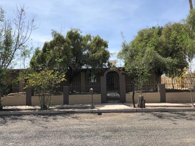 Tucson Single Family Home For Sale: 901 W Illinois Street