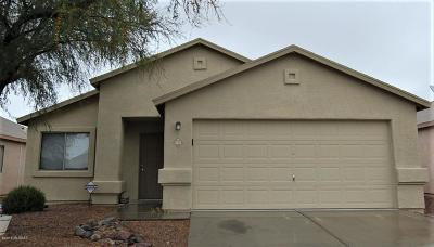 Tucson Single Family Home For Sale: 3853 E Kinishba Drive