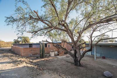 Single Family Home For Sale: 1830 W Placita Del Coyote