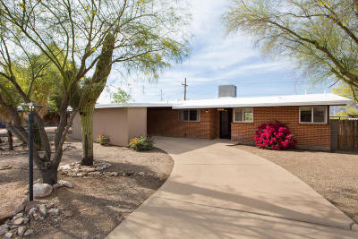 Tucson Single Family Home For Sale: 8501 E Hawthorne Street