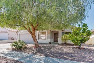 Tucson AZ Single Family Home For Sale: $259,000