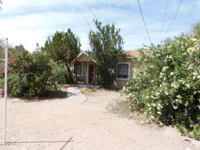 Tucson Residential Income For Sale: 329-333 E Jacinto Street