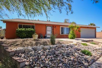 Tucson Single Family Home For Sale: 535 N Medford Drive