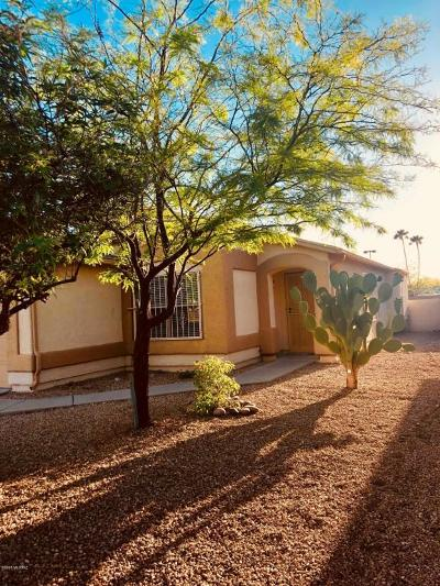 Tucson Single Family Home For Sale: 2658 S Kaysner Court