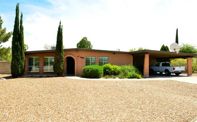 Tucson Single Family Home For Sale: 9750 E Citadel Place
