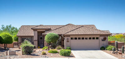 Green Valley Single Family Home For Sale: 915 N Night Heron Dr