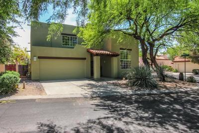 Tucson Single Family Home For Sale: 6654 E Crimson Sage Drive