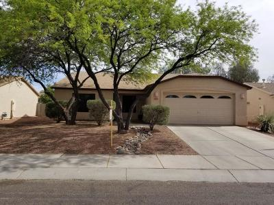Tucson Single Family Home For Sale: 7753 W Rising Moon Way