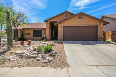 Tucson Single Family Home For Sale: 1901 N Takahe Way