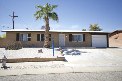 Tucson Single Family Home For Sale: 8680 E Desert Palm Street