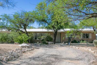 Tucson Single Family Home For Sale: 10790 E Oakwood Drive