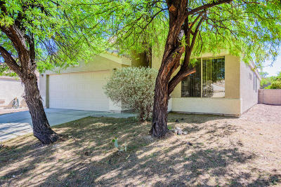Tucson Single Family Home For Sale: 8295 S Via De Ellsworth
