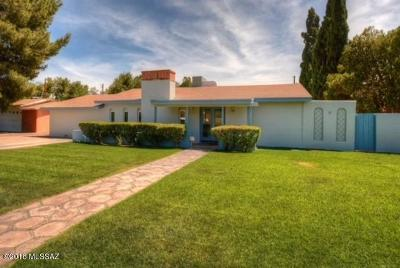 Tucson Single Family Home For Sale: 2802 E Farr Street