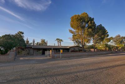 Tucson Single Family Home For Sale: 6311 E Brian Kent Street