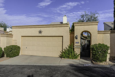 Tucson Single Family Home For Sale: 2749 W Cattail Place