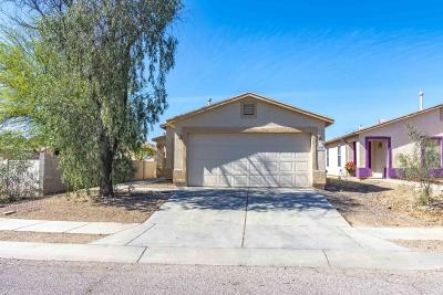 Tucson Single Family Home For Sale: 1650 W Gaffer Place